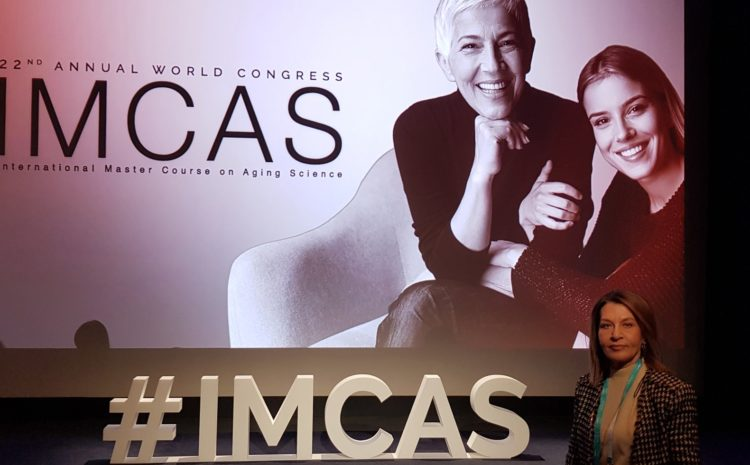 Παγκόσμιο Συνέδριο Επιστήμης της Αντιγήρανσης  IMCAS 2020 – Paris
